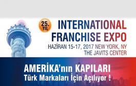 Amerika'nın Kapıları Türk Markalarına Açılıyor