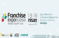 Franchise Eurasia Expo 2017 Antalya Fuarı Mayıs Ayında Yapılacak