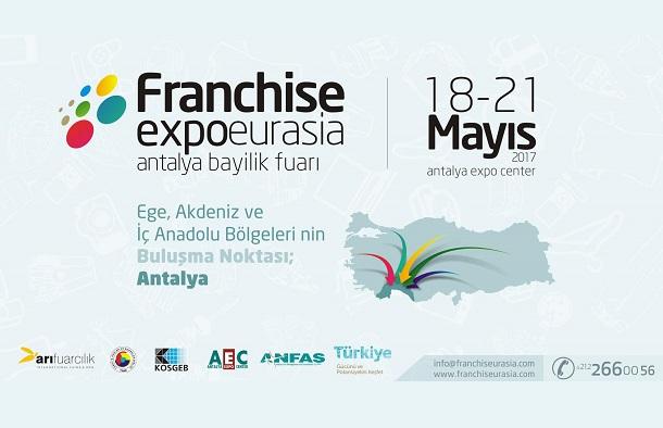 Franchise Sektörü Antalya'da Buluşuyor!