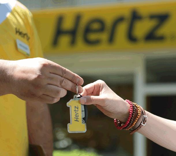 hertz bayilik