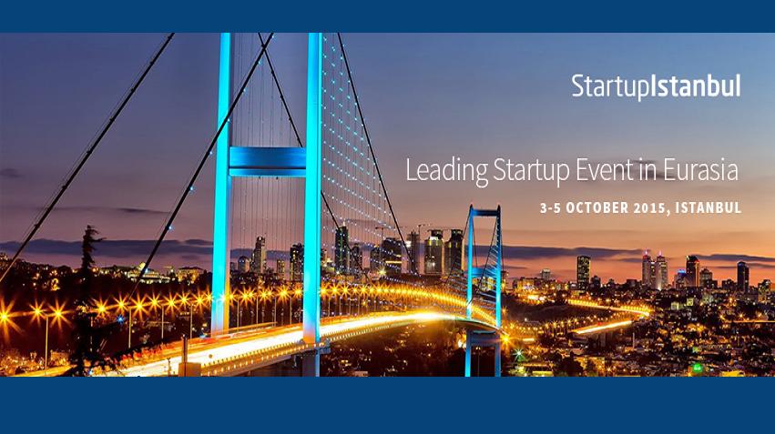 Startup İstanbul 3-5 Ekim Arasında Gerçekleşecek