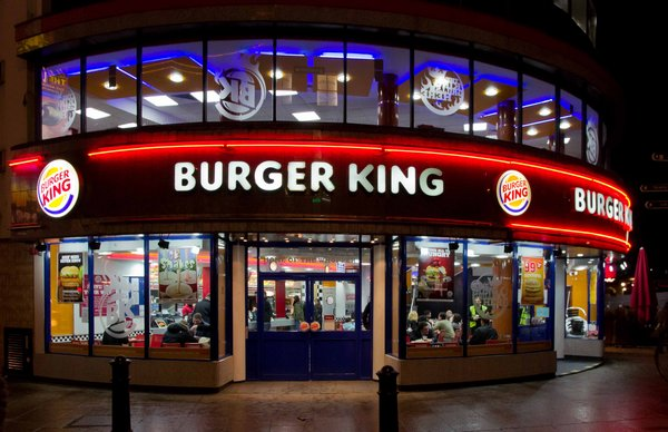 burger king franchise bedeli